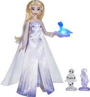 Frz 2 Elsas Magical Moments - Hasbro Collectibles - Frozen 2 Elsa'S Magical Moments