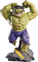 Iron Studios - Iron Studios - Infinity Saga - Hulk Minico