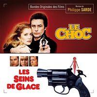 Philippe Sarde  (Ita) - Le Choc / Les Seins De Glace (Original Soundtrack)