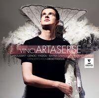 Diego Fasolis  / Jaroussky,Philippe - Vinci: Artaserse