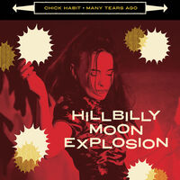 Hillbilly Moon Explosion - Chick Habit [Colored Vinyl] (Red) (Wht)