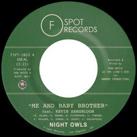 Night Owls - Me & Baby Brother (Feat. Kevin Sandbloom) / Sc