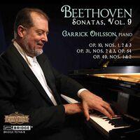 GARRICK OHLSSON - Garrick Ohlsson: Complete Beethoven Sonatas 9