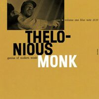Thelonious Monk - Genius Of Modern Music Vol 1 (Hqcd) (Jpn)