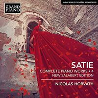 Nicolas Horvath - Complete Piano Works 4