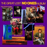 The No Ones - The Great Lost No Ones Album [Yellow with Purple Splatter LP]