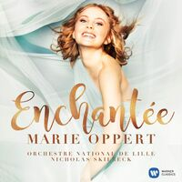 Marie Oppert / Orchestre National De Lille - Enchantee [Digipak]
