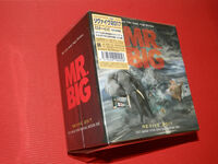 Mr. Big - Revive 2017 2017 Japan Tour Official Bootleg Box (18 CD Set)