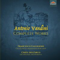 Francesco Galligioni - Complete Works