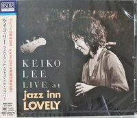 Keiko Lee - Live At Jazz Inn Lovely (Blus) (Jpn)