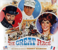 Henry Mancini Ita - The Great Race (Original Motion Picture Soundtrack)