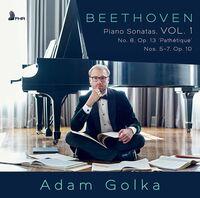 Adam Golka - Piano Sonatas 1