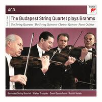 Brahms - Budapest Strinq Quartet