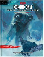 Wizards Rpg Team - Icewind Dale: Rime of the Frostmaiden (Dungeons & Dragons, D&D)