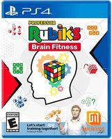 Ps4 Professor Rubik's Brain Fitness - Professor Rubik's Brain Fitness for PlayStation 4