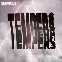 Tempers - Services (Clear Vinyl) [Clear Vinyl]