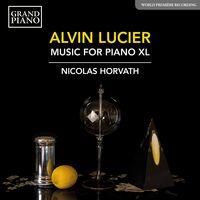 Nicolas Horvath - Music for Piano XL