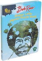 Editors of Thunder Bay Press - Bob Ross Happy Little Jigsaw Puzzle Book