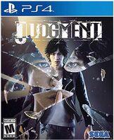 Xbx Judgement - Judgement for Xbox Series X