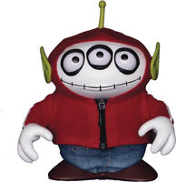 Beast Kingdom - Beast Kingdom - Toy Story Dah-028 Dynamic Heroes Alien Remix MiguelAction Figure