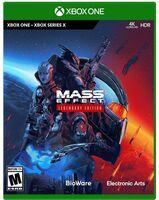 Xb1/ Xbx Mass Effect Legendary Edition - Mass Effect Legendary Edition for Xbox One and Xbox Series X