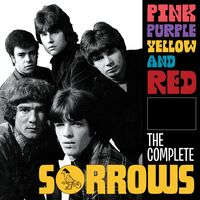Sorrows - Pink Purple Yellow & Red: Complete Sorrows (Uk)