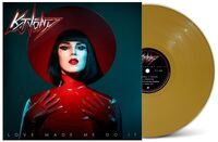 Kat Von D - Love Made Me Do It (Gold Vinyl) [Colored Vinyl] (Gate)