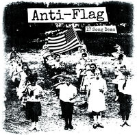 Anti-Flag - 17 Song Demo [Colored Vinyl] (Gate)