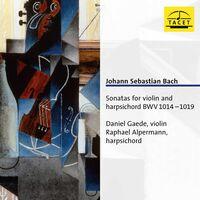 J Bach .S. / Gaede / Alpermann - Sonatas For Violin & Harpsicho (2pk)