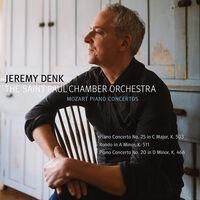 Mozart / Jeremy Denk  / Saint Paul Chamber Orch - Mozart: Piano Concertos (Uk)