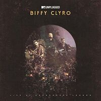 Biffy Clyro - Mtv Unplugged: Live At Roundhouse London [CD/DVD]