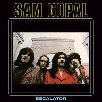 Sam Gopal - Escalator [Colored Vinyl] (Red) (Wsv) (Uk)
