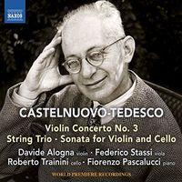 Davide Alogna - Sonata for Violin & Cello