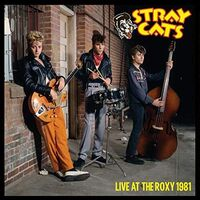 Stray Cats - Live At The Roxy 1981 [Limited Edition Leopard Colored Splatter LP]