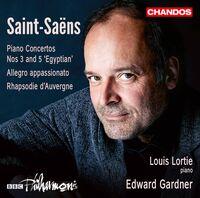 LOUIS LORTIE - Piano Concertos 2