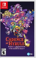 Swi Cadence of Hyrule: Crypt of the Necrodancer - Swi Cadence Of Hyrule: Crypt Of The Necrodancer