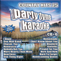 Party Tyme Karaoke - Party Tyme Karaoke: Country Hits 25 (Various Artists)