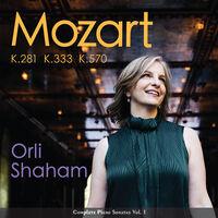 Orli Shaham - Mozart: Piano Sonatas Vol.1