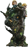 Star Ace Toys - Star Ace Toys - Lord Of The Rings DF Treebeard Defo Real PolyresinStatue (Net)