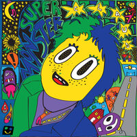 Claud - Super Monster [Indie Exclusive Limited Edition Green & Blue Split LP]