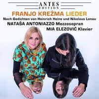 Krezma / Antoniazzo / Elezovic - Lieder