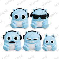 Good Smile Company - Good Smile Company - Blue Hamham Collection 6 Piece Mini Figure BMB DS
