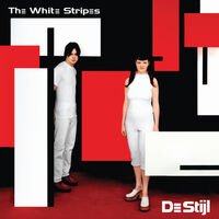 The White Stripes - De Stijl [With Booklet]