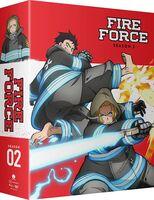 Fire Force: Season 2 Part 2 - Fire Force: Season 2 Part 2 (4pc) (W/Dvd) / (Box)