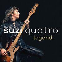 Suzi Quatro - Legend: The Best Of (Uk)