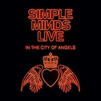Simple Minds - Live In The City Of Angels [LP]