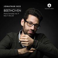 Jonathan Biss - Piano Sonatas 9