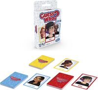 Games - Hasbro Gaming - Guess Who Classic Card Game