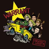 Warrant - Greatest & Latest [Limited Edition Cherry Splatter LP]