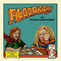 The Texas Gentlemen - Floor It!!! [2LP+Board Game]